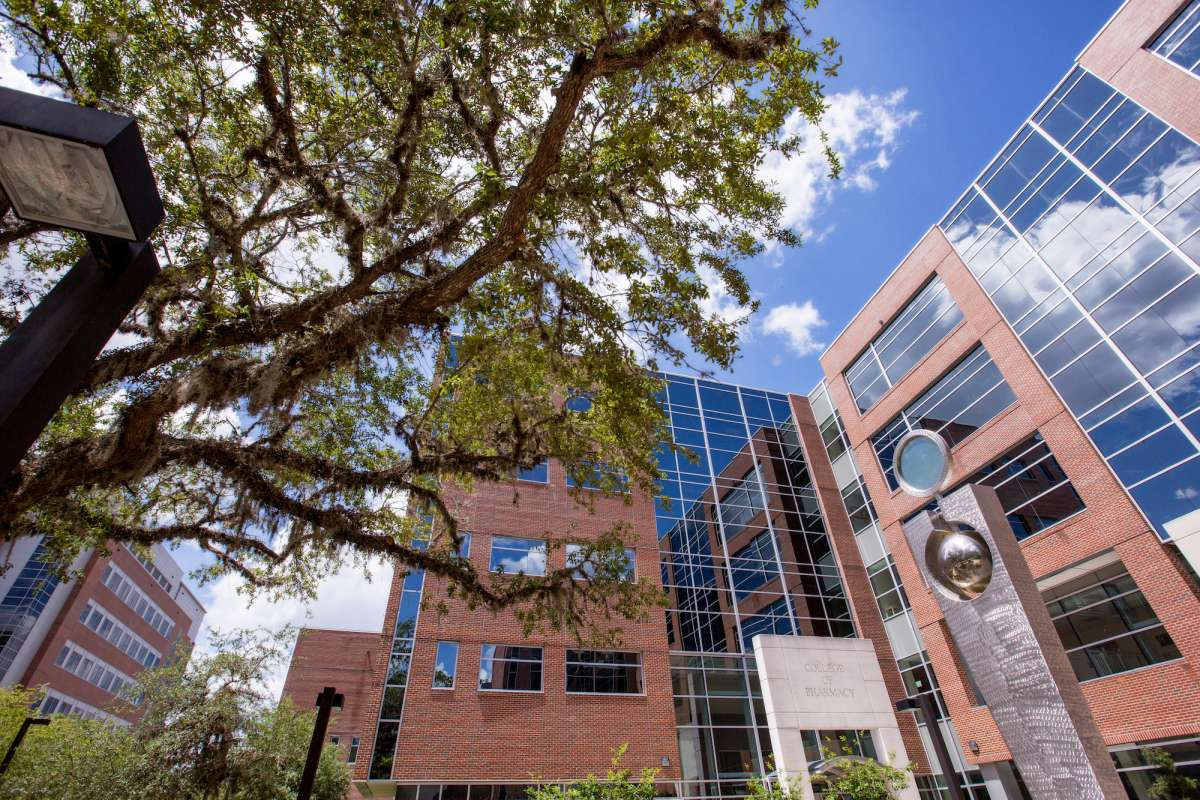 Exterior of the HPNP building in Gainesville, FL